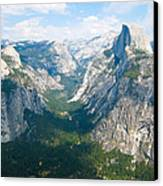 Yosemite Summers Canvas Print by Heidi Smith