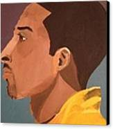 Young Mamba Canvas Print by Brandon King