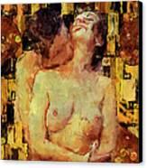 You're Mine Canvas Print by Kurt Van Wagner