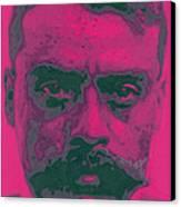 Zapata Intenso Canvas Print by Roberto Valdes Sanchez