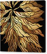 Zen Blossom Canvas Print by Brenda Bryant
