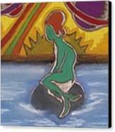 ZEN Canvas Print by Jonathon Hansen