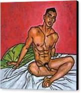 Presence Canvas Print by Douglas Simonson