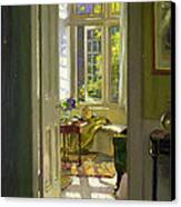 Interior Morning  Canvas Print by Patrick Williams Adam