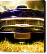 1957 Chevrolet Bel Air Canvas Print by Phil 'motography' Clark