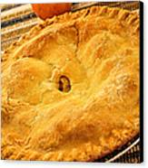 Apple Pie Canvas Print by Elena Elisseeva