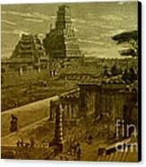 Babylon Canvas Print by Photo Researchers