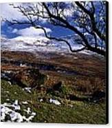 Comeragh Mountains, County Waterford Canvas Print by Richard Cummins