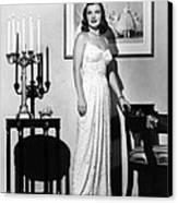 Ella Raines, 1946 Canvas Print by Everett