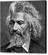 Frederick Douglass Ca. 1817-1895 Canvas Print by Everett