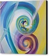 Fusion Canvas Print by Reina Cottier