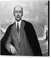 Gabriele Dannunzio Canvas Print by Granger