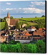 Hunawihr Alsace Canvas Print by Brian Jannsen