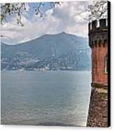 Lago Di Como Canvas Print by Joana Kruse