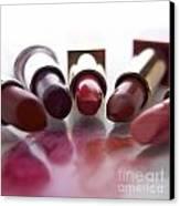 Lipsticks Canvas Print by Bernard Jaubert