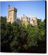Lismore Castle, Co Waterford, Ireland Canvas Print by The Irish Image Collection