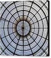 Milan Galleria Vittorio Emanuele II Canvas Print by Joana Kruse