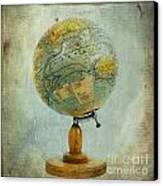 Old Globe Canvas Print by Bernard Jaubert