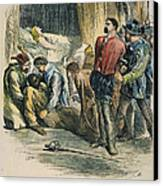 Othello, 19th Century Canvas Print by Granger