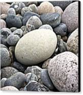 Pebbles Canvas Print by Frank Tschakert