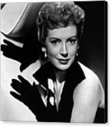 Thunder In The East, Deborah Kerr, 1952 Canvas Print by Everett