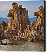 Tufa Mono Lake California Canvas Print by Garry Gay