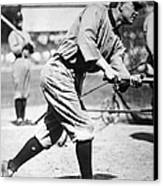 Ty Cobb (1886-1961) Canvas Print by Granger
