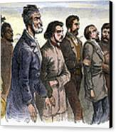John Brown (1800-1859) Canvas Print by Granger