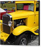 1929 Chevrolet Coupe 7d15140 Canvas Print by Wingsdomain Art and Photography