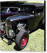 1931 Ford Victoria . 5d16454 Canvas Print by Wingsdomain Art and Photography