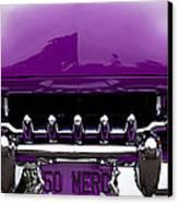 1950 Mercury Canvas Print by David Patterson