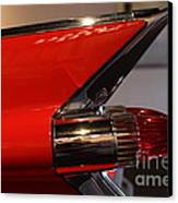 1959 Cadillac Convertible - 7d17386 Canvas Print by Wingsdomain Art and Photography