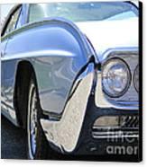 1963 Ford Thunderbird Limited Edition Landau Canvas Print by Al Bourassa