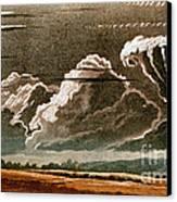 German Cloud Atlas, 1819 Canvas Print by Science Source