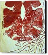 Holy Trinity  Canvas Print by Gloria Ssali
