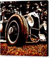 29 Ford Pickup Canvas Print by Phil 'motography' Clark