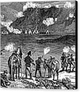 Chief Joseph (1840-1904) Canvas Print by Granger