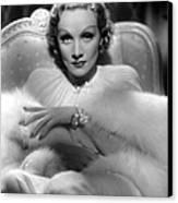 Desire, Marlene Dietrich, 1936 Canvas Print by Everett