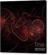 Fractal Canvas Print by Henrik Lehnerer