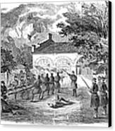 Harpers Ferry, 1859 Canvas Print by Granger
