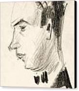 Portrait Canvas Print by Odon Czintos