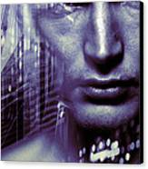 Artificial Intelligence Canvas Print by Coneyl Jay