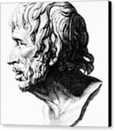 Lucius Annaeus Seneca Canvas Print by Granger
