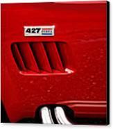 427 Ford Cobra Canvas Print by Gordon Dean II