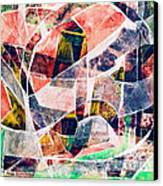 Abstract Composition Canvas Print by Michal Boubin