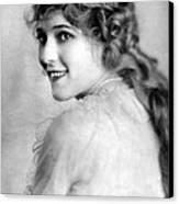 Mary Pickford, Ca. 1918 Canvas Print by Everett