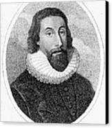 John Winthrop (1588-1649) Canvas Print by Granger
