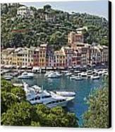 Portofino Canvas Print by Joana Kruse