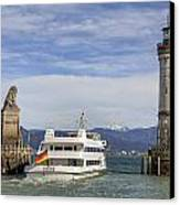 Lindau Canvas Print by Joana Kruse