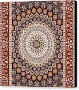 Oriental Graphic Art Canvas Print by Baker  Alhashki
